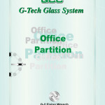 2016 G-TECH Glass System Office Partition-1