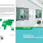 GCC Heavy Duty Sliding and Folding Wall System-1