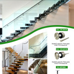 Gentry Glass Railings Fittings & Accessories-1